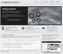 Onepage Screenweaver